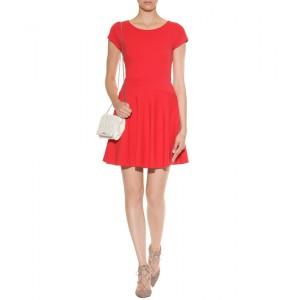 Une robe plissée qui n'a rien de lisse - Diane Von Furstenberg - 400€