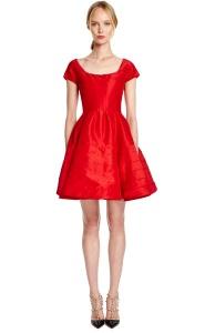 Pour le remercier de m'avoir permis de réussir mes oraux, je n'ai pas pu m'empêcher de mettre une de ses robes - Zac Posen - 1 508€ (en vrai 1 990$)