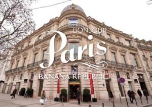 Banana Republic Paris