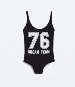 Maillot de sport, maillot de bain, maillot de sport ... - Zara - 25.95€