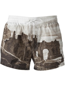 Un short qui va vous ruiner ! - Dolce & Gabbana - 325€