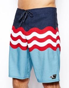 A défaut de savoir comme surfer les vagues, portez les sur vos shorts - O'Neill - 77.24€
