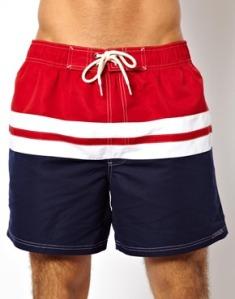 """A porter le 14 juillet en mode """"Patriote stylé sur la plage"""" - Esprit - 30.20€"""