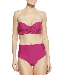 Non, le crochet n'est pas ringard ! - Tori Praver Swimwear - 291.22€ (185.46 + 105.76)