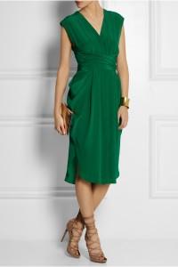 J'aime beaucoup le vert en fin de compte - Vionnet - 1 480.90€