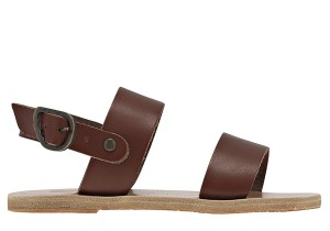 Ancient Greek Sandals for Caramel Little Clio - 94€