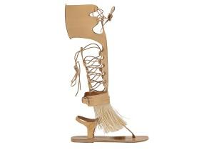 Ancient Greek Sandals for Marios Schwab High - 420€