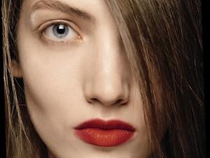 Luca Cannonieri pour le défilé MAC Cosmetics automne hiver 2015